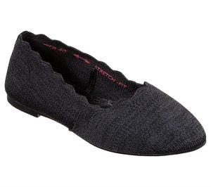 Black Skechers Cleo - Newford