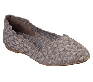 Brown Skechers Cleo - Honeycomb