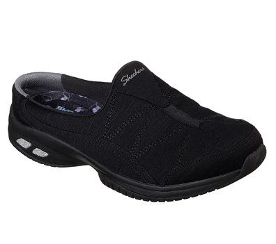 Black Skechers Relaxed Fit: Commute - Carpool