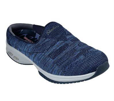 25d61881e535 Skechers Relaxed Fit  Commute Time - Knitastic in Navy - Skechers ...
