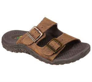 Brown Skechers Reggae - Jammin