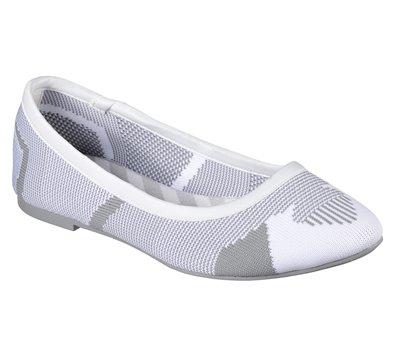 Skechers Cleo - Wham in Gray/White