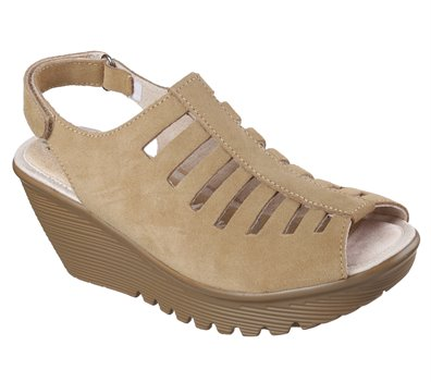 Natural Skechers Parallel - Trapezoid