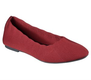 RED Skechers Cleo - Bewitch