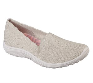 Natural Skechers Relaxed Fit: Reggae Fest - Trail Dame