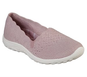 Pink Skechers Relaxed Fit: Reggae Fest - Trail Dame