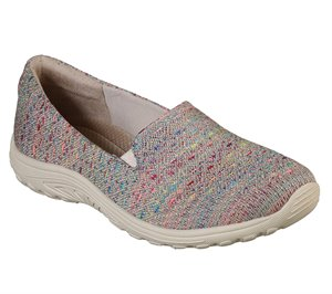 Natural Skechers Relaxed Fit: Reggae Fest - Wicker