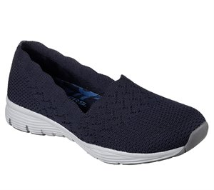 Navy Skechers Seager - Stat