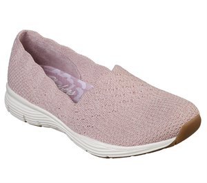 Pink Skechers Seager - Stat
