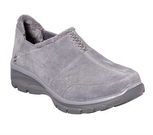 Gray Skechers Relaxed Fit: Easy Going - Hive