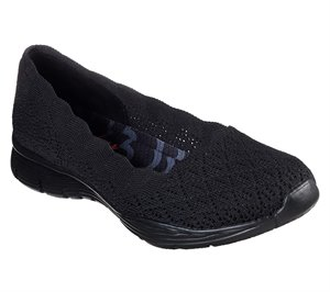 Black Skechers Seager - Infield