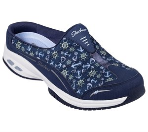 Navy Skechers Relaxed Fit: Commute Time - Walk The Plank