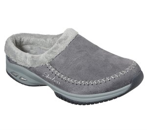 Gray Skechers Commute Time - Snow Escape
