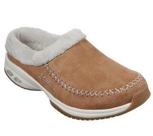 Brown Skechers Commute Time - Snow Escape