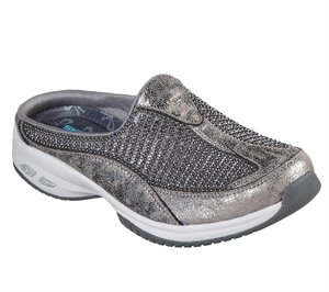Silver Skechers Relaxed Fit: Commute Time - Happy As A Clam