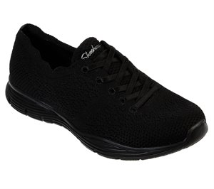 Black Skechers Seager - Try Outs