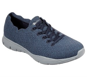 Blue Skechers Seager - Try Outs