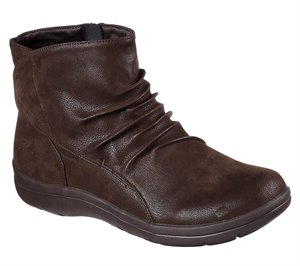 Brown Skechers Lite Step - Tricky