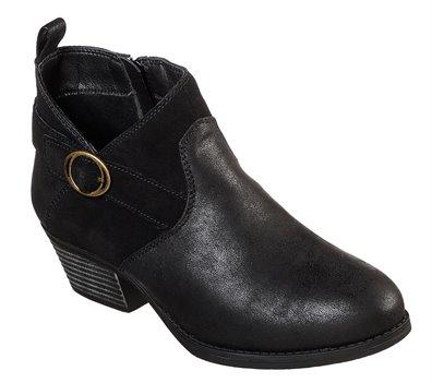 Black Skechers Lasso - Clasp