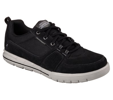 Skechers Relaxed Fit: Arcade II Next Move in GrayBlack