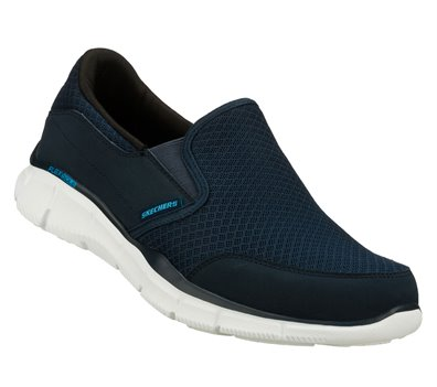 4892d53e4d293 Skechers Equalizer - Persistent in Navy - Skechers Mens Casual on ...