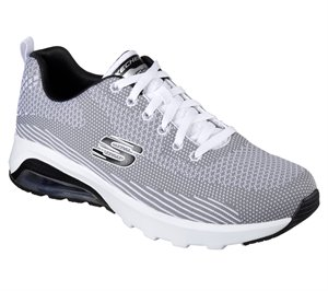 WHITE Skechers Skech-Air Varsity