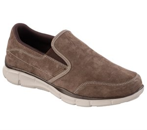 Brown Skechers Equalizer - Mind Game