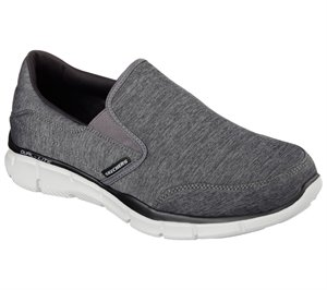 BlackGray Skechers Equalizer - Forward Thinking