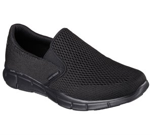 Black Skechers Equalizer - Double Play