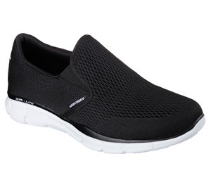 Black White Skechers Equalizer - Double Play