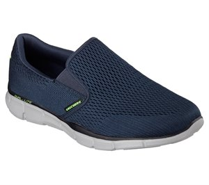 Navy Skechers Equalizer - Double Play
