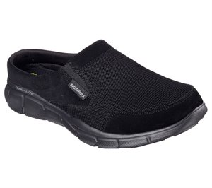 Black Skechers Equalizer - Coast to Coast