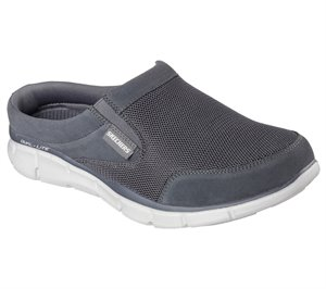 Dark Gray Skechers Equalizer - Coast to Coast