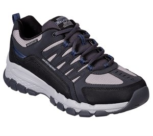Gray Skechers Relaxed Fit: Outland 2.0 - Rip-Staver
