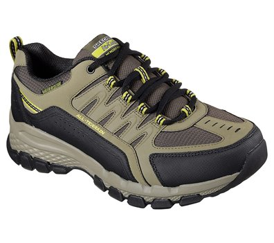 abajo diámetro Seleccione  Skechers Relaxed Fit: Outland 2.0 - Rip-Staver - FINAL SALE in BLACKOLIVE -  Skechers Mens Athletic on Shoeline.com
