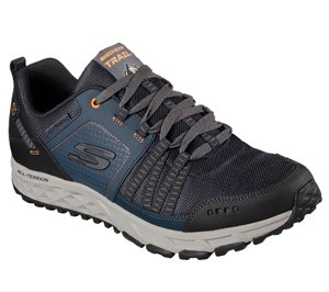 ORANGENAVY Skechers Escape Plan