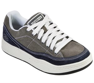 Navy Natural Skechers Klone - Cronie
