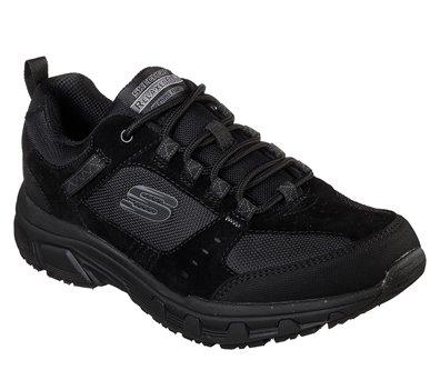 gut neueste trends viele Stile Skechers Relaxed Fit: Oak Canyon in Black - Skechers Mens on ...