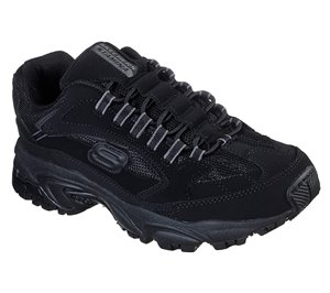 Black Skechers Stamina - Woodmer