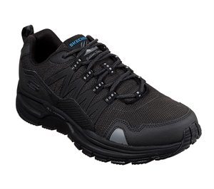 Black Skechers Escape Plan 2.0 - Ashwick