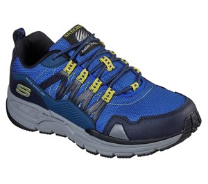 Green Navy Skechers Escape Plan 2.0 - Ashwick
