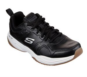 White Black Skechers Pulmer