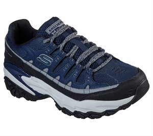 Black Navy Skechers Energy - After Burn M. Fit Max