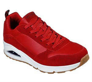 Red Skechers Uno - Stacre