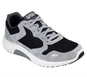 Gray Skechers Paxmen