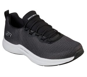 Black White Skechers Terraza - Prylea