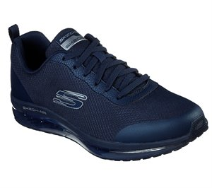 Navy Skechers Skech-Air Element - Reyford