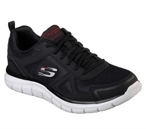 Red Black Skechers Track - FINAL SALE