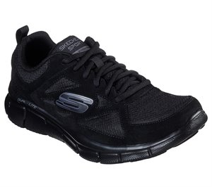 Black Skechers Equalizer - Ezdez