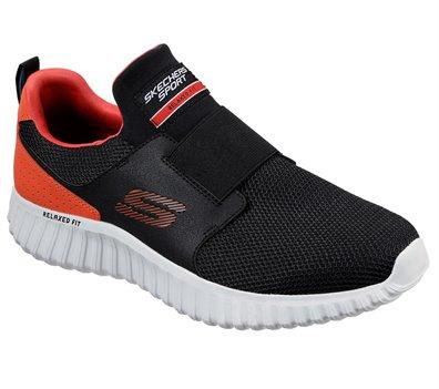 fresh styles classic fit buy Skechers Depth Charge 2.0 in Orange Black - Skechers Mens ...